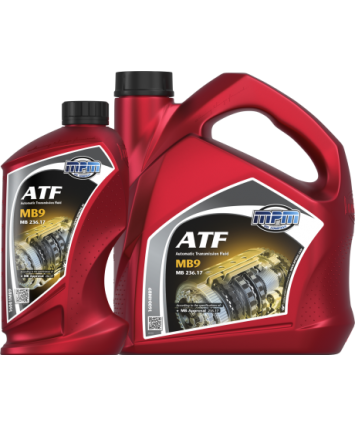 Automatische versnellingsbakolie atf mercedes mb 9