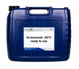 Winter ruitensproeiervloeistof kant en klaar -20C