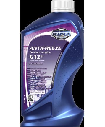 Antivries G12+ silicaat vrij rood