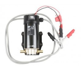 Elektrische pomp 12 volt voor water, diesel en olie