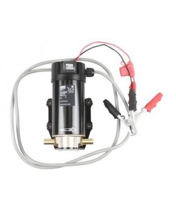 Elektrische pomp 24 volt voor water, diesel en olie