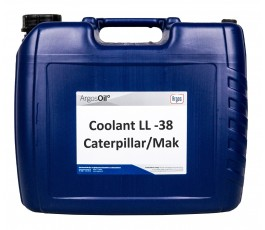 Koelvloeistof -38 LL Caterpillar/Mak