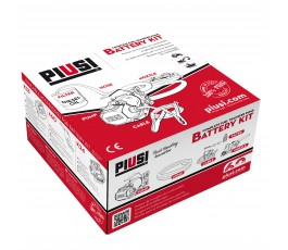 Elektrische brandstofpomp set battery kit 3000 12 volt