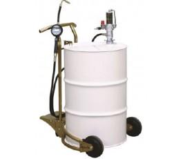 Verrijdbaar olievulsysteem 200 liter