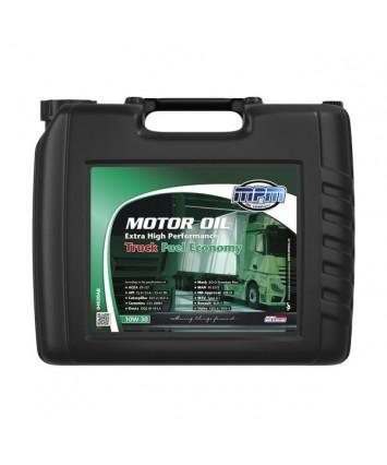 MPM motorolie 10w30 EHPD truck fuel economy