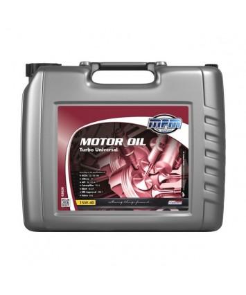 Motorolie 15w40 turbo universal