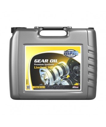 Cardan olie 75w90 limited slip GL4/5