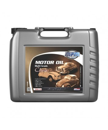 MPM Motorolie 20w50 multigrade klassiek