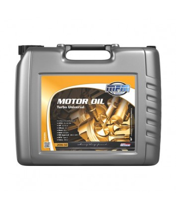 Motorolie 20w50 turbo universal