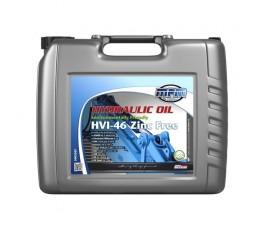 Hydraulische olie hvi 46 zink vrij