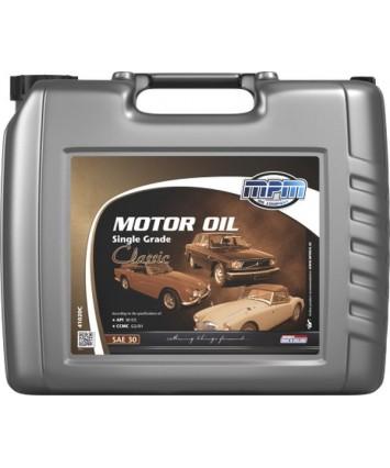 Motorolie SAE 30 super single grade classic