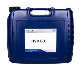 Hydraulische olie hvd 68