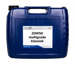 Motorolie 20w50 multigrade klassiek