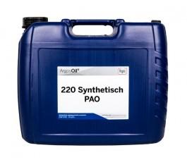 Tandwielkast olie 220 synthetisch pao
