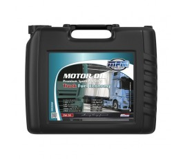 Motorolie 5w30 truck fuel economy