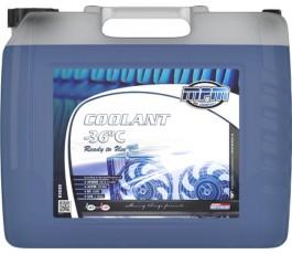 Koelvloeistof -36C blauw