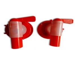 Tapkraan 61 mm aansluiting draaibaar