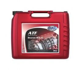 Automatische versnellingsbakolie atf dexron lll F/G
