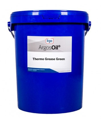 Smeervet thermo grease green